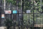 Almaden Security fencing 18